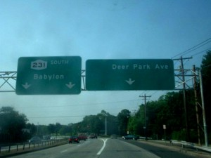 New York State Route 231 by dougtone via Flickr